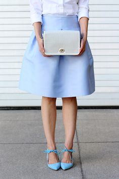 Powder Blue: Crazy Style Love