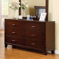 Furniture of America CM70 Enrico Dresser
