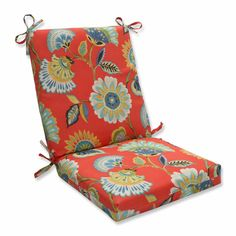 Woodcourt Outdoor Dining Chair Cushion