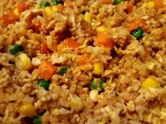 Chicken Fried Rice - The Tinkering Spinster