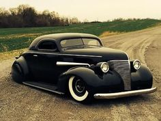 Hot Rods 1928-1948 Chevrolet : Other 2 door 1939 Chevy Coupe Hot Rod, Street Rod