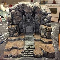 stone basis door