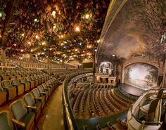 Winter Panorama by Peter Andrew at Art Interiors, Toronto, Ontario, Canada. National Geographic, Ontario, Winter Garden Theatre, Florida, Concert Hall, The Real World, Adventure Is Out There, Movie Theater, Places To See