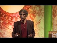 Gabor Maté, When The Body Says No: Mind/Body Unity and the Stress- Disease Connection - YouTube