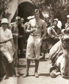 moviesben:  Gary Cooper, Morocco, 1932