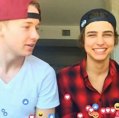 Sam -and- Colby