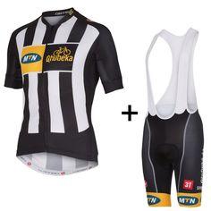 017e2b2a0 MTN Qhubeka  jersey  cycling set