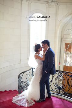 Studio Saldana Wedding Photography  Read more - http://www.stylemepretty.com/new-york-weddings/new-york-city/bronx/2014/01/13/studio-saldana-wedding-photography/