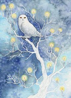 'Spirits of Winter' by Jordan Lynn Gribble