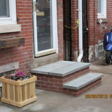 Brick and Concrete Steps Repair - Construction | Philadelphia, Delaware