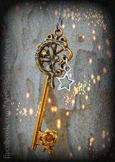 Moon Fairy Fantasy Key