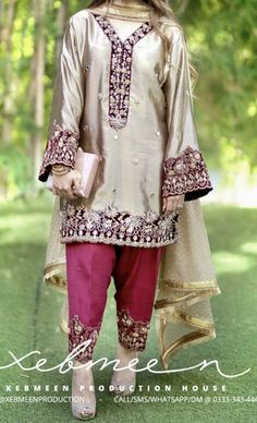 Nikkah/ dholki/ mayun/ mehndi outfit inspo for guests Pakistani Formal Dresses, Pakistani Dress Design, Pakistani Suits, Fancy Wedding Dresses, Elegant Dresses, Bridal Dresses, Mehndi Outfit, Mehndi Dress, Mom Dress
