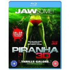 http://ift.tt/2dNUwca | Piranha 3D Blu-ray | #Movies #film #trailers #blu-ray #dvd #tv #Comedy #Action #Adventure #Classics online movies watch movies  tv shows Science Fiction Kids & Family Mystery Thrillers #Romance film review movie reviews movies reviews