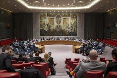 UN News: Security Council urges Yemeni stakeholders to 'resume and accelerate' political dialogue