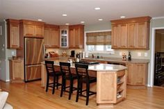 Image Detail for - kitchen designs for raised ranch house - Furniture & Sets - Modern and .