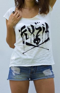 #tshirt #fuxzia #urbanclothing #summer #girlsclothing