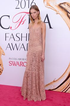Lexi Boling in Ryan Roche - 2016 CFDA Fashion Awards - June 6, 2016