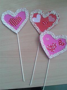 Sunday School Kids, Valentines Day Activities, Saint Valentine, Mothers Day Crafts, Erika, Art Dolls, Diy Crafts, Crafts For Kids, Gifs