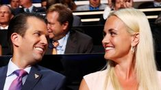Vanessa Trump files for divorce from Donald Trump Jr in New York's court.