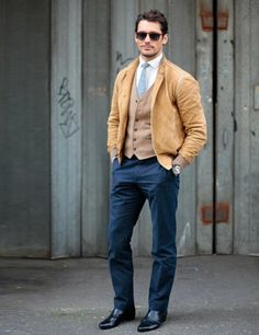 Awesome! London Collections: Men SS14 Street Style | ELLE UK