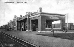 Blackwell Depot