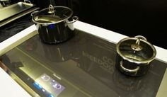 Neat.... super fast heating and adjusts to heat any size or shape pot or pan.
