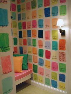 paint square colors