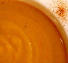 """Curried Butternut Squash & Apple Soup: """"This soup was amazing. It had great flavors and consistency. I loved the curry and nutmeg!"""" -Chef #647616"""
