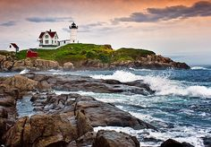 Fred LeBlanc: Nubble Light