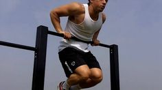 Calisthenics Exercises - How to Train for a Muscle Up