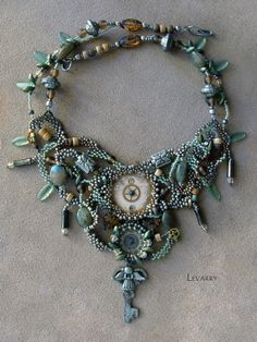 Unique jewellery by Nastasiya ILyashevich | Beads Magic
