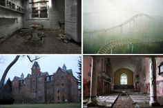 urban decay abandoned mansions | Urban Exploration/Architectural Decay