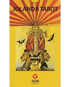 The wisdom of Jolanda and the brilliant art work of Hans Arnold come together here to give to you this wonderful Tarot deck. Known throughout Sweden as one of the leading experts on Tarot and the art of the Seeress, Jolanda presents the 78 cards of the Tarot deck and a booklet with an explanation of the Tarot and the Major and Minor Arcanas presented in English, French, Spanish and German. Through this explanation and these brilliantly illustrated cards, explore how to read the symbols…
