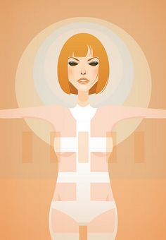 Leeloo by Stan Chow