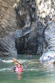 Alcantara Gorges, Sicily