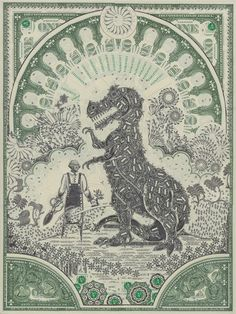 The Art of the Dollar : Mark Wagner : via Colossal   Dollar ReDe$ign Project