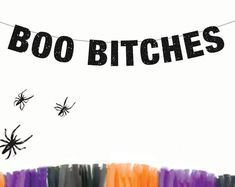 Bachelorette Bachelor Wedding & Birthday parties by Gaypartysupply Halloween Balloons, Halloween Banner, Adult Halloween, Outdoor Halloween, Halloween Party, Halloween Decorations, Bachelor Wedding, Bachelorette Party Decorations, Birthday Parties