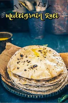Artisan Bread Recipes, Healthy Bread Recipes, Beef Recipes, Cooking Recipes, Delicious Recipes, Roti Recipe, Good Food, Yummy Food, Tasty
