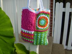 Sampler tote#Repin By:Pinterest++ for iPad#