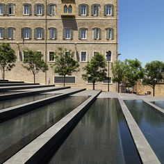Hariri Memorial Garden - Explore, Collect and Source architecture & interiors