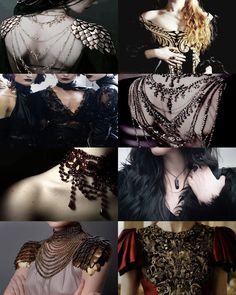 Blood Clan aesthetic