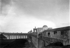 Lisboa de Antigamente: Passeio pedonal dos Arcos no Aqueduto das Águas Li...