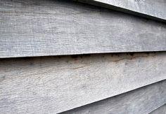 weathered oak - feathered-edge horizontal format - GreenSpec