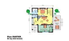 proiecte de case cu etaj sub 150 de metri patrati Two story houses under 150 square meters 8