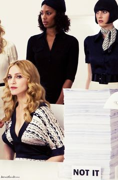 Madonna goes through her barely legal boyfriend applications