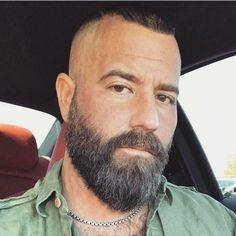 Beardy shape