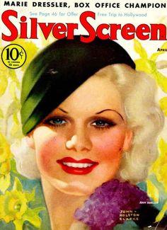 Silver Screen magazine cover