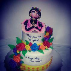 Mi Pastel de cumpleaños 2014