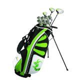 """Woodworm ZOOM Mens Golf Clubs Package Set with Bag 1"""" SHORTER"""