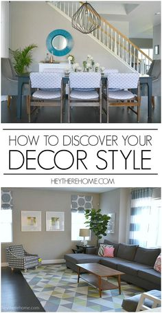 So going to use these tips to hone in on my decorating style so I can stop making random purchases and create a more cohesive look in my home!